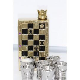 Шахматный набор для напитков «Гамбит»