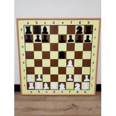 Шахматы демонстрационные № 2 (деревянные).