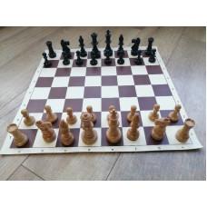 Шахматы Стаунтон № 5 (ручная работа)