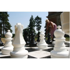 Шахматы гигантские (парковые)