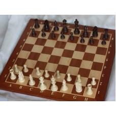 Деревянная шахматная доска № 5