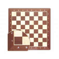 Деревянная шахматная доска № 6