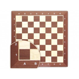 Wooden chess board № 6
