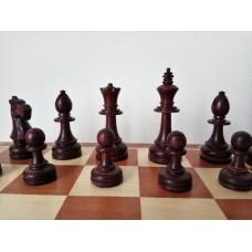Шахматный набор – № 6 (ручная работа с автографом чемпионок мира)